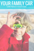 Don't let your kids get to college without knowing these important lessons! You can teach them bits at a time, and your family car is a great tool for all of them. Why not make the world a life-lesson classroom?