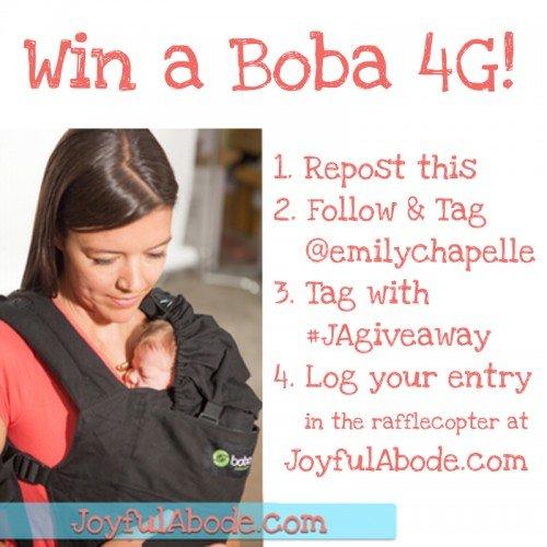 Boba 4G IG entry