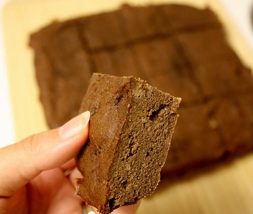 Grain free chocolate banana bread
