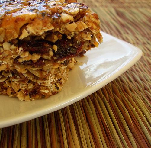 granola bars - homemade