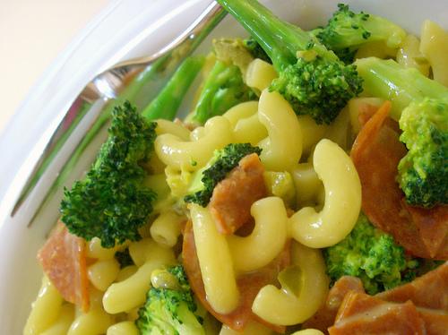 Yummy random pasta