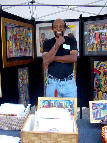 Threefoot Arts Festival, Meridian, MS 2008