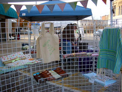 Merry Meridian Market 2008 - Craft Show