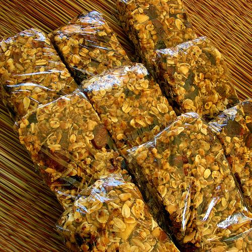 granola bars individually wrapped