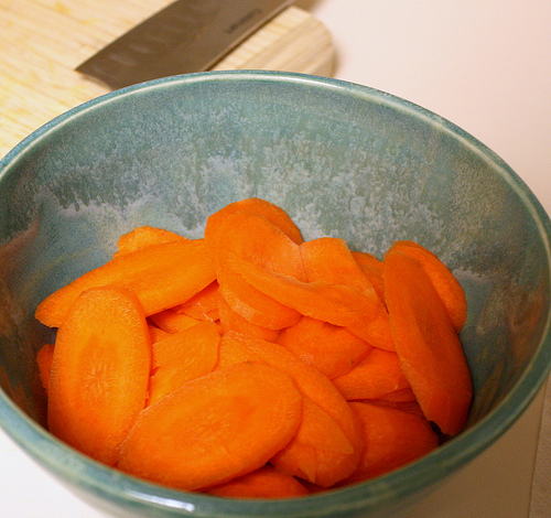 Carrot Chips – Danger: Addictive