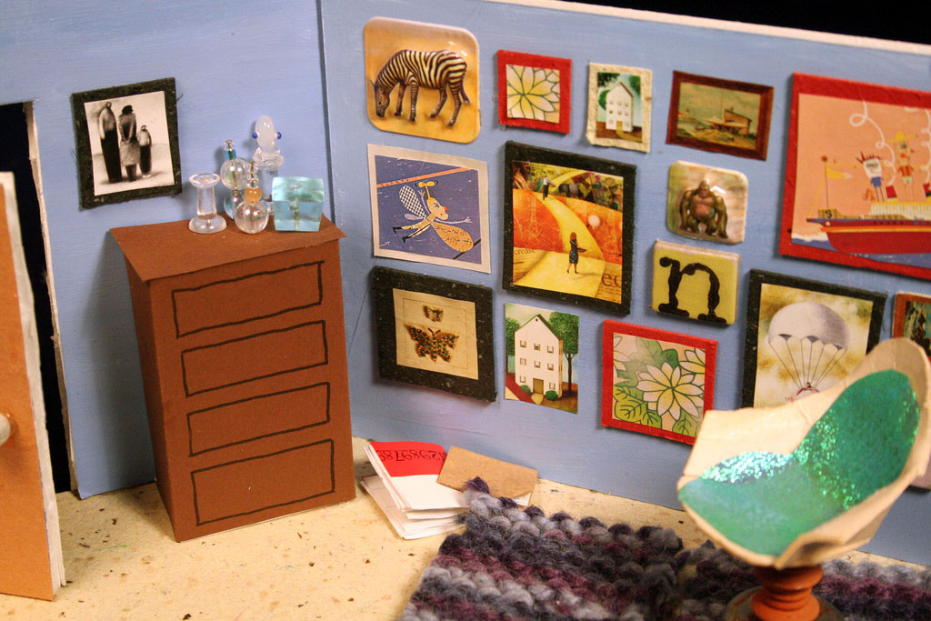 creative spaces craft room feature on joyful abode (storage, organization)