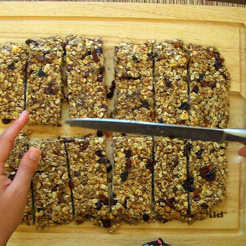 granola bar recipe