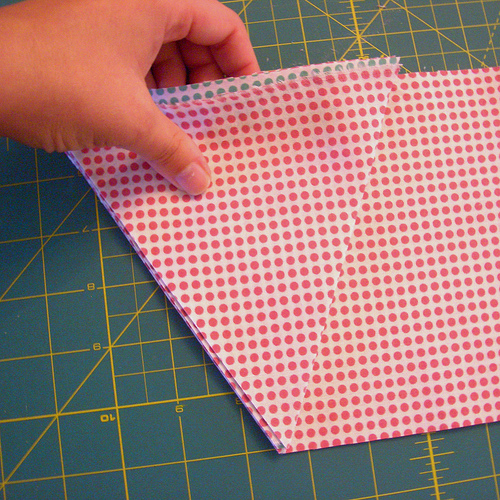 How to make a bunting - tutorial