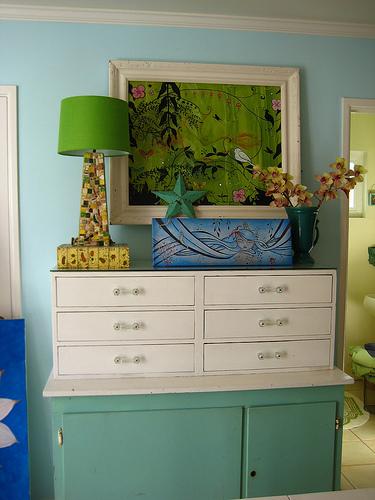 creative spaces craft room feature on joyful abode (storage, organization)