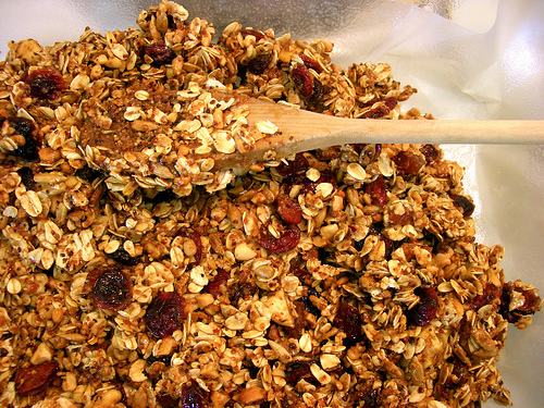 how to make your own healthy granola bars
