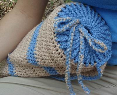 Free Crochet Pattern Yoga Mat Bag : FREE YOGA BAG PATTERN Lena Patterns