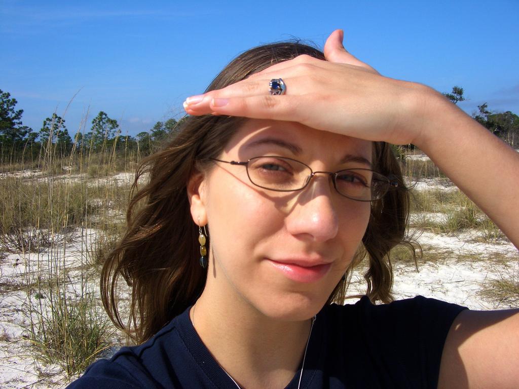 self-portrait tuesday joyful abode beach