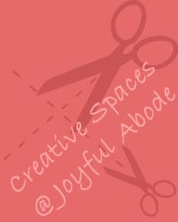 creative spaces craft room decor features on joyful abode