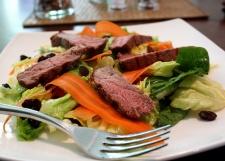 Pretty Steak Salad