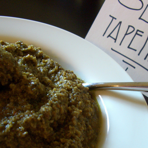 how to use olive tapenade recipe