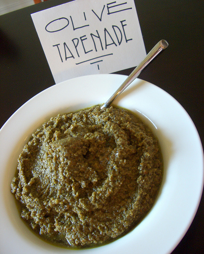 easy olive tapenade recipe