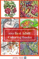 Top 100 Adult Coloring Books (1)