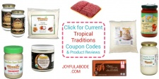 Tropical Traditions Coupon Codes & Reviews