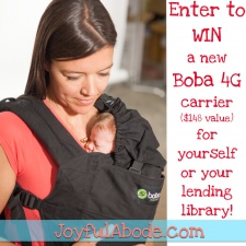 Introducing Boba 4G – And a GIVEAWAY