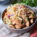 This easy chicken teriyaki bowl recipe is great for a quick weeknight dinner.
