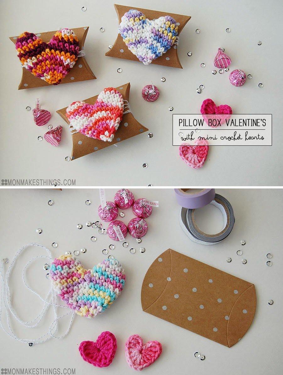 diy valentine boxes