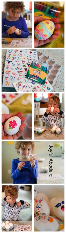 2 Awesome Ways to Decorate Easter Eggs (and 1 Way NOT To)