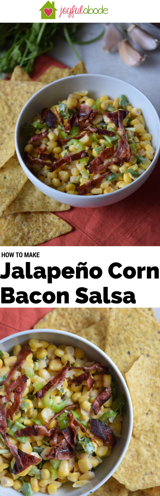 how to make jalapeno corn bacon salsa recipe