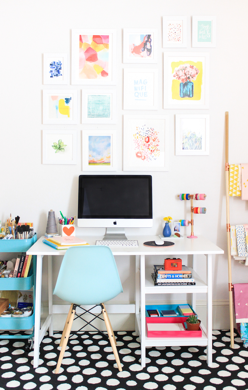 Enchanting How To Organize A Home Office Image Collection - Home ...