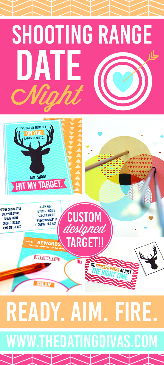 valentine's day shooting range game printables