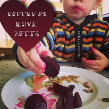 Balsamic Beet Salad Recipe and Love Beets Sweepstakes