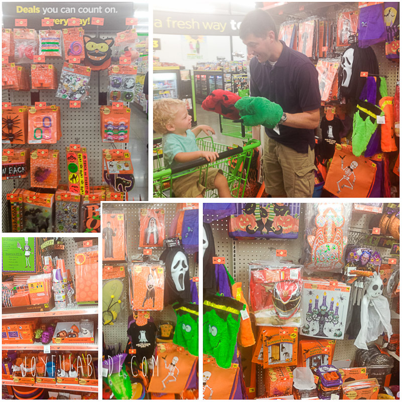 dollar general halloween party supplies