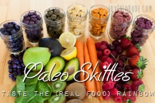 "Paleo ""Skittles"" – Taste the (Real Food) Rainbow"