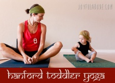 Hanford, CA Kids' Activities – Toddler Yoga Class