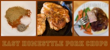 Easy Home Style Pork Chops